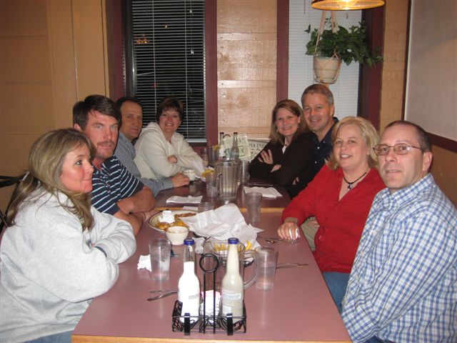 Julie, Clay, Dale, Sharlene,, Maili, Jim, Terry & Jerry