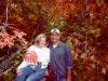 Steve & Jeri Kay - Enjoying the mountain air