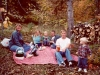 Fall 2002 - Picnicking in the mountains