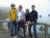 Michael, Maili, Jason, Julie & Scott on the Oregon Coast
