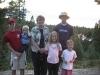 The family at Lake Tahoe